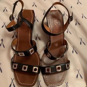 Worn a handful of times Michael Kors heels